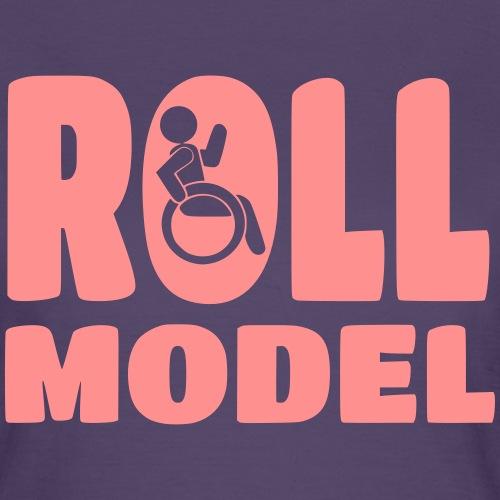 Rolstoel Roll model 016 - Vrouwen T-shirt