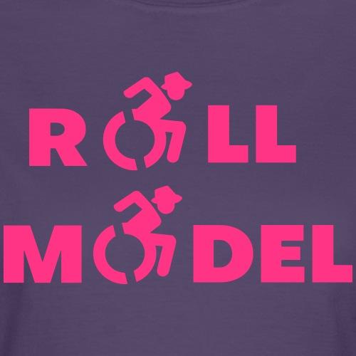 Rolstoel roll model 003 - Vrouwen T-shirt