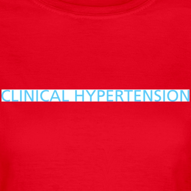 Clinical Hypertension Logo png