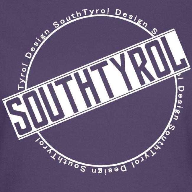 SouthTyrol Kreis weiß
