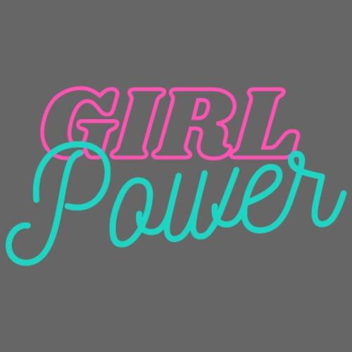 Girl Power - Frauen T-Shirt