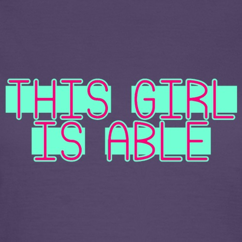 > Deze dame is niet gehandicapt, roller, rolstoel - Vrouwen T-shirt