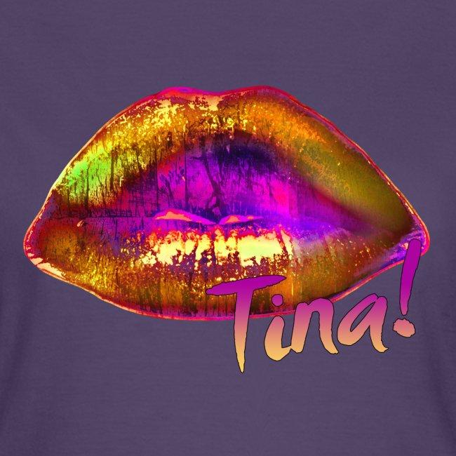 Gelbe Lippen sollst Du küssen!