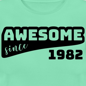 Awesome since 1982 / Birthday-Shirt - Women's T-Shirt