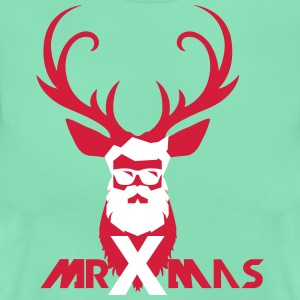 MrXmas_Shirt_red - Women's T-Shirt