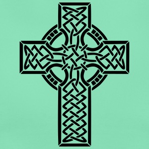 Celtic Cross - T-skjorte for kvinner