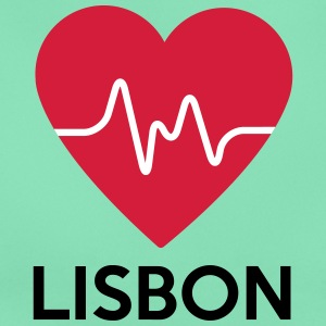 heart Lisbon - Women's T-Shirt