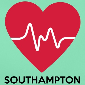 Heart Southampton - Women's T-Shirt