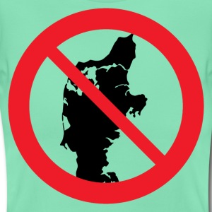 Jutland prohibited - Women's T-Shirt