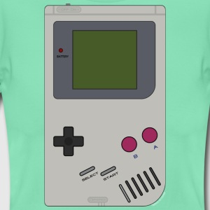 Old School Gaming - Dame-T-shirt