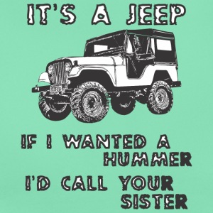 IT IS JEEP - Women's T-Shirt