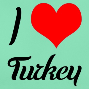 I love Turkey - Women's T-Shirt
