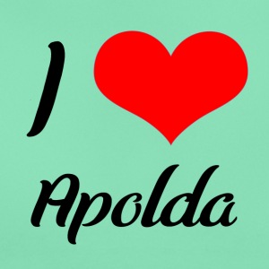 I love Apolda - Frauen T-Shirt