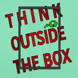 Think outside the box - Frauen T-Shirt