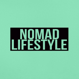 nomad lifestyle black - Women's T-Shirt