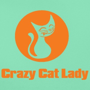 crazy cat lady 1 - Frauen T-Shirt