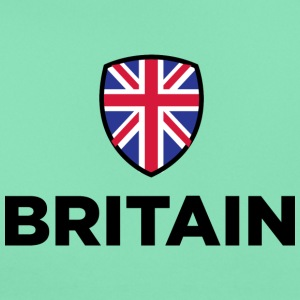 National Flag Of Britain - Dame-T-shirt