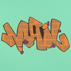 mail graffiti - Dame-T-shirt