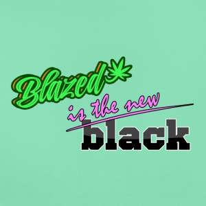 Blazed is the new black - Women's T-Shirt