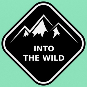 Into the Wild - T-shirt dam