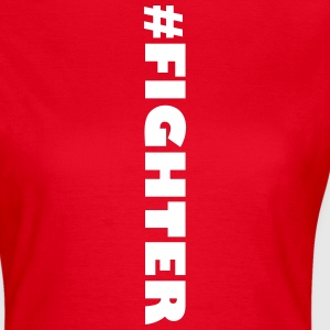 Fighter - Frauen T-Shirt