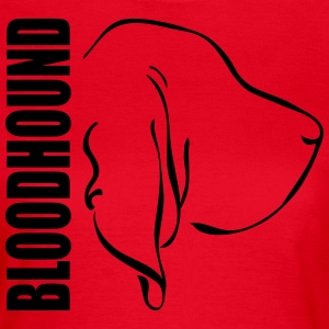 BLOODHOUND PROFILE - Women's T-Shirt