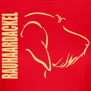 Rauhaardackel PROFILE - Women's T-Shirt