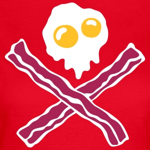 Eggs'n Bacon - Vrouwen T-shirt