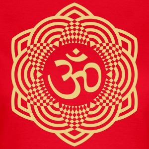 om mantra - Frauen T-Shirt