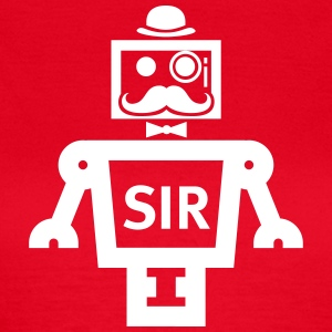 SIR intelligente robotique de l'article - T-shirt Femme