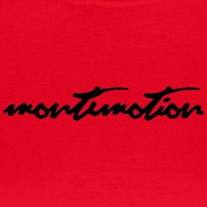 monte motion - Women's T-Shirt