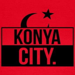 Konya City - Frauen T-Shirt