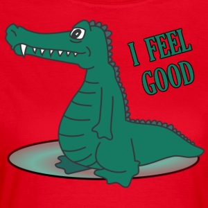 crocodile Alligator - Women's T-Shirt