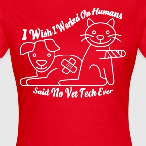 Vet Tech - Frauen T-Shirt
