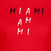 Miami Collection - T-skjorte for kvinner