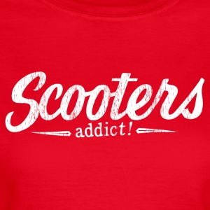 Scooters addict! - Women's T-Shirt