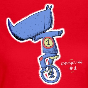 Rhino monocycle - Monocycle # 1 - T-shirt Femme
