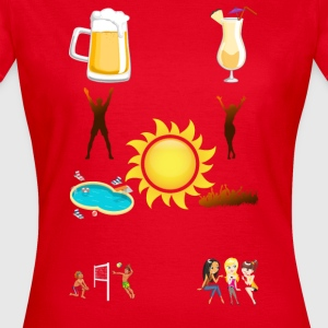 summer - Women's T-Shirt