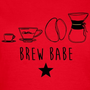BREW BABE - Frauen T-Shirt