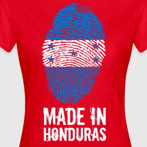 Made In Honduras - Dame-T-shirt
