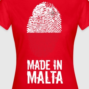 Made In Malta - Frauen T-Shirt