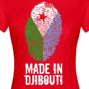 Made In Djibouti / Dschibuti / جيبوتي - Frauen T-Shirt