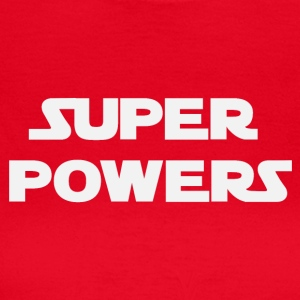 Super Powers (2182) - Dame-T-shirt