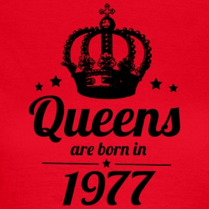 Queen 1977 - Women's T-Shirt