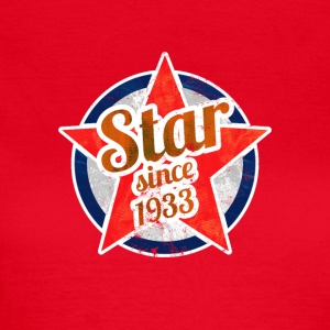 Gift for Stars born in 1933 - Women's T-Shirt