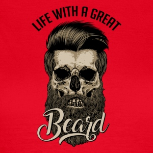 Great Beard - Women's T-Shirt