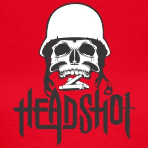 HEADSHOT COLLECTION - Vrouwen T-shirt