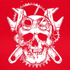 World Of Skulls! - Vrouwen T-shirt
