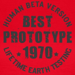 1970 - The year of birth of legendary prototypes - Women's T-Shirt