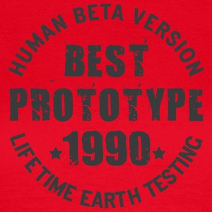 1990 - The birth year of legendary prototypes - Women's T-Shirt